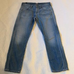 Citizens of Humanity Boyfriend Light Wash Jeans